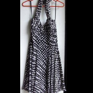 White House Black Market Dresses - 100% Silk dress